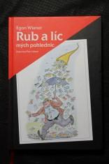 náhled knihy - Rub a líc mých pohlednic