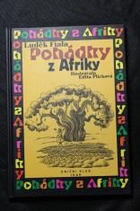 náhled knihy - Pohádky z Afriky