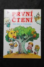 náhled knihy - První čtení pro malé čtenáře