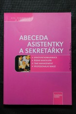 náhled knihy - Abeceda asistentky a sekretářky