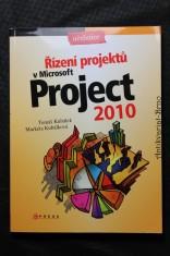 náhled knihy - Řízení projektů v Microsoft Project 2010 : učebnice