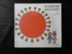 náhled knihy - Sluneční kolotoč