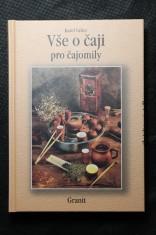náhled knihy - Vše o čaji pro čajomily