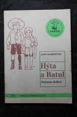 náhled knihy - Hýta a Batul. Helenina drůbež