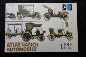 náhled knihy - Atlas našich automobilů. [Díl] 1.