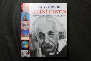 náhled knihy - Encyklopedie vědění lidstva : převratné objevy a vynálezy