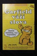 náhled knihy - Garfield váží slova