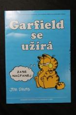 náhled knihy - Garfield užívá života