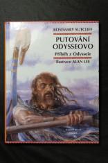 náhled knihy - Putování Odysseovo : příběh z Odysseie