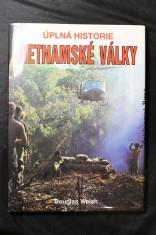 náhled knihy - The complete military history of the Vietnam war. Česky Úplná historie vietnamské války