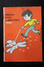 náhled knihy - Příhody Jardy a jeho pudla Ferdy