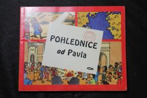 náhled knihy - Pohlednice od Pavla
