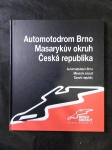 náhled knihy - Automotodrom Brno : Masarykův okruh - Česká Republika