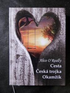 náhled knihy - Tři romány - Cesta, Česká trojka, Okamžik