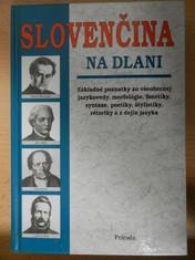 náhled knihy - Slovenčina na dlani