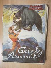 náhled knihy - Grizly ,,Admirál''