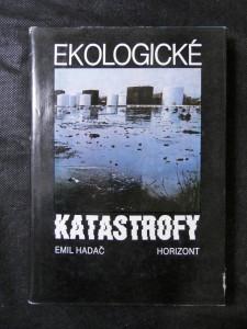 náhled knihy - Ekologické katastrofy