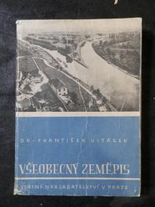 náhled knihy - Všeobecný zeměpis v hlavních obrysech