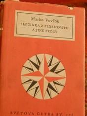 náhled knihy - Slečinka z penzionátu a jiné povídky
