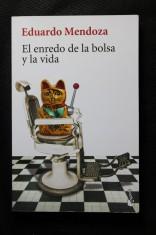 náhled knihy - El enredo de la bolsa y la vida