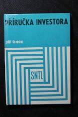 náhled knihy - Příručka investora