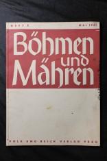 náhled knihy - Böhmen und Mähren. Mai 1941. Heft 5.