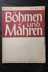 náhled knihy - Böhmen und Mähren. November 1940. Heft 8.