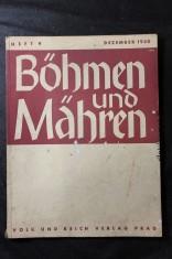 náhled knihy - Böhmen und Mähren. Dezember 1940. Heft 9.