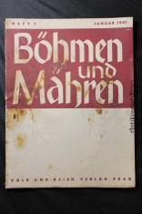 náhled knihy - Böhmen und Mähren. Januar 1941. Heft 1.