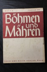 náhled knihy - Böhmen und Mähren. Februar 1941. Heft 2.