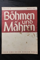 náhled knihy - Böhmen und Mähren. März 1941. Heft 3.