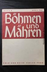 náhled knihy - Böhmen und Mähren. April 1941. Heft 4.