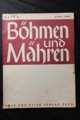 náhled knihy - Böhmen und Mähren. Juni 1941. Heft 6.