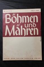 náhled knihy - Böhmen und Mähren. Juli 1941. Heft 7.