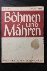 náhled knihy - Böhmen und Mähren. August 1941. Heft 8.