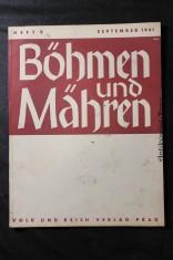 náhled knihy - Böhmen und Mähren. September 1941. Heft 9.