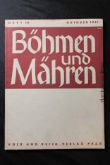 náhled knihy - Böhmen und Mähren. Oktober 1941. Heft 10.