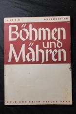 náhled knihy - Böhmen und Mähren. November 1941. Heft 11.