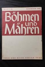 náhled knihy - Böhmen und Mähren. Dezember 1941. Heft 12.
