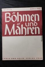 náhled knihy - Böhmen und Mähren. März 1942. Heft 3.