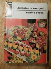 náhled knihy - Zelenina v kuchyni celého světa