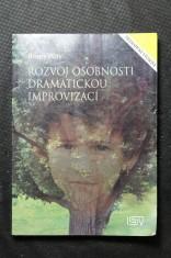 náhled knihy - Výchova dramatickou improvizací