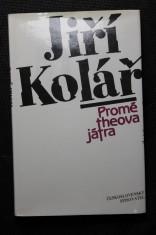 náhled knihy - Prométheova játra