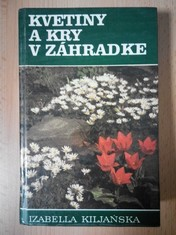 náhled knihy - Kvetiny a kry v záhradke