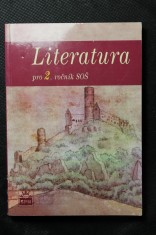 náhled knihy - Literatura pro 2. ročník středních odborných škol