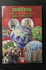 náhled knihy - Zeměpis pro 9. ročník. Lidé a hospodářství.