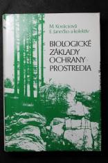 náhled knihy - Biologické základy ochrany prostredia