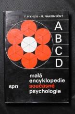 náhled knihy - Malá encyklopedie současné psychologie