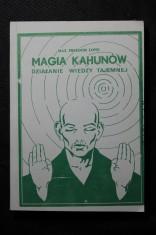 náhled knihy - Magia Kahunow. Dzialanie wiedzy tajemnej