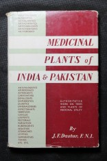 náhled knihy - Medicinal plants of India and Pakistan